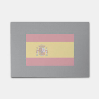 Bandera nacional española de Spain-01.png Post-it Nota