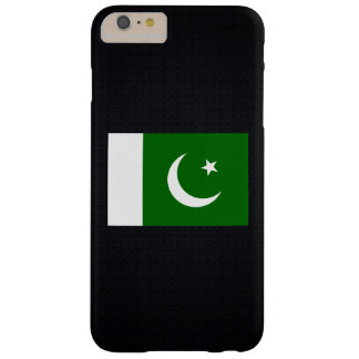 Bandera nacional paquistaní de Pakistan-01.png Funda De iPhone 6 Plus Barely There