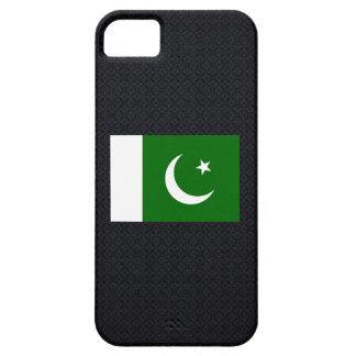 Bandera nacional paquistaní de Pakistan-01.png iPhone 5 Carcasa