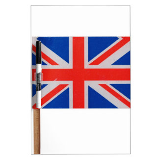 Bandera nacional Reino Unido de Union Jack Pizarra Blanca