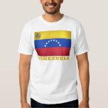 Bandera nacional venezolana playeras