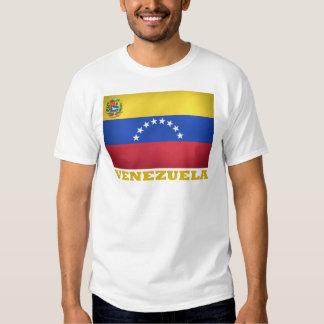 Bandera nacional venezolana polera