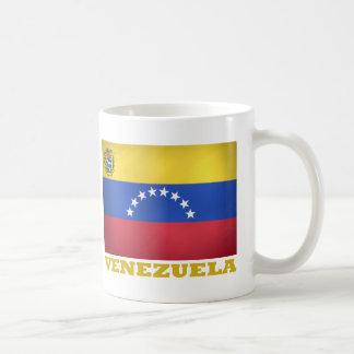 Bandera nacional venezolana taza clásica