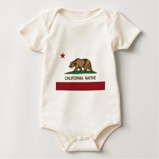 Bandera nativa de la república de California Mameluco