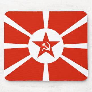 Bandera naval 1923 alfombrillas de ratón