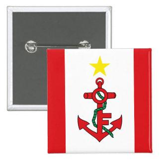 Bandera naval bandera de Mauricio, Malta Pin