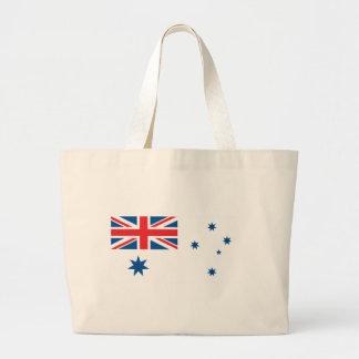 Bandera naval de Australia Bolsa