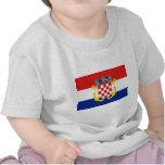 Bandera naval de Croacia, Croacia Camisetas