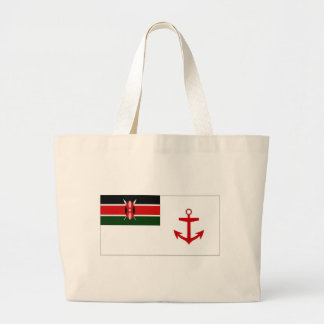 Bandera naval de Kenia Bolsa