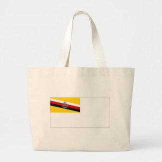 Bandera naval de la bandera de Brunei Bolsas