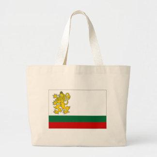Bandera naval de la bandera de Bulgaria Bolsa