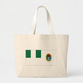 Bandera naval de Nigeria Bolsa