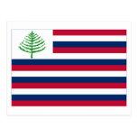 Bandera naval de Nueva Inglaterra Postal