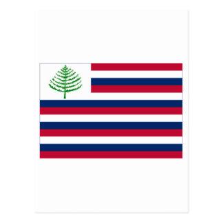 Bandera naval de Nueva Inglaterra Tarjetas Postales