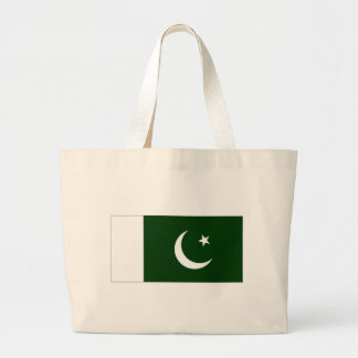 Bandera naval de Paquistán Bolsa De Mano