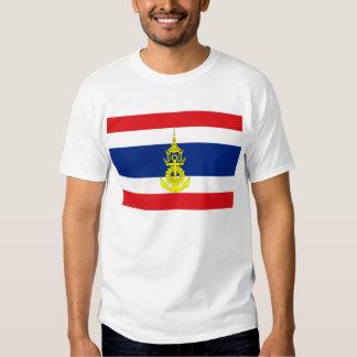Bandera naval de Tailandia Jack Playeras