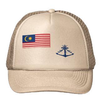 Bandera naval Malasia, Malasia Gorro