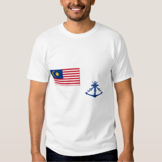 Bandera naval Malasia, Malasia Polera