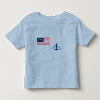Bandera naval Malasia, Malasia Remera