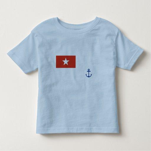 Bandera naval Myanmar, Myanmar Tshirt