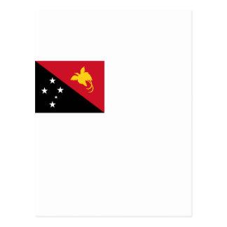 Bandera naval Papúa Nueva Guinea, Papúa Nueva Guin Postal