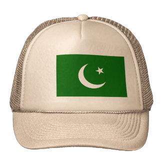 Bandera naval Paquistán, Paquistán Gorro