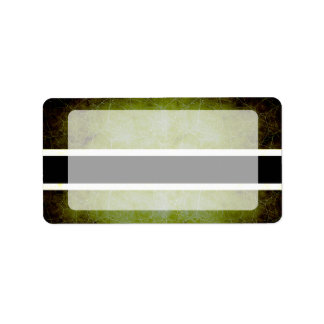 Bandera nerviosa moderna de Batswana Etiqueta De Dirección