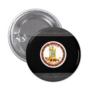 Bandera nerviosa moderna del Virginian Pin