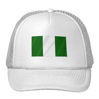 Bandera nigeriana de Nigeria Gorros
