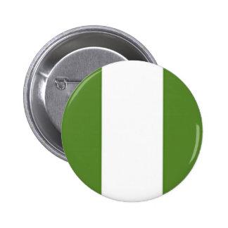 Bandera nigeriana pin