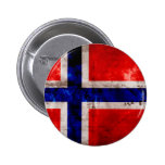 Bandera noruega pins