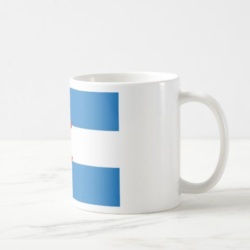 Bandera oficial del estado de Colorado Taza De Café