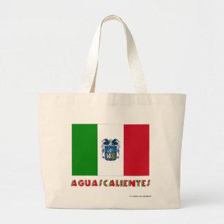 Bandera oficiosa de Aguascalientes Bolsa