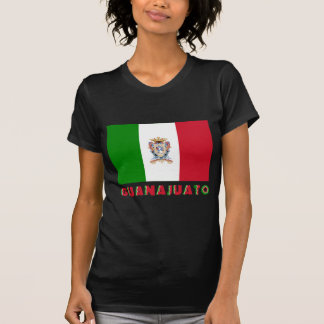 Bandera oficiosa de Guanajuato Camisetas