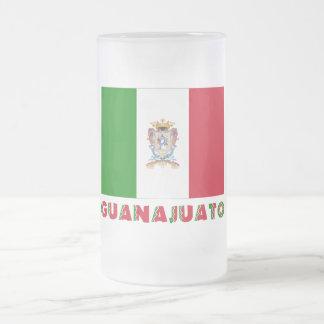Bandera oficiosa de Guanajuato Taza