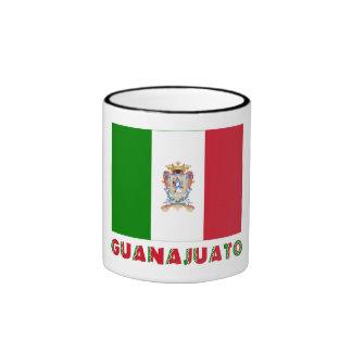 Bandera oficiosa de Guanajuato Taza De Café