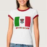Bandera oficiosa de Michoacán Polera