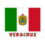 Bandera oficiosa de Veracruz Postal