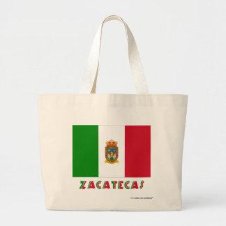 Bandera oficiosa de Zacatecas Bolsa De Mano