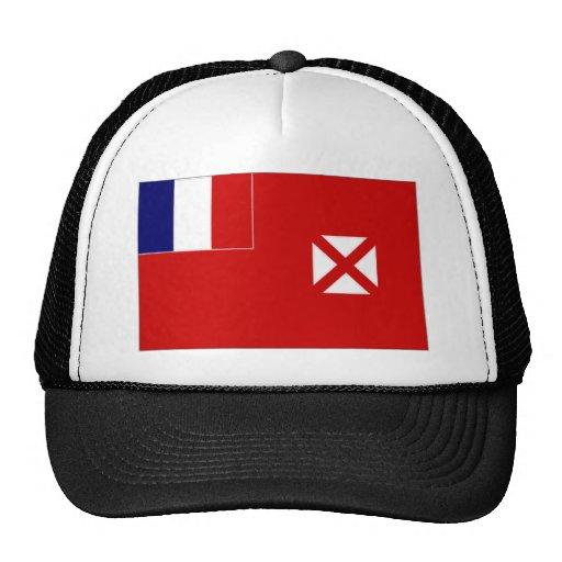 Bandera oficiosa local de Wallis Futuna Gorras De Camionero