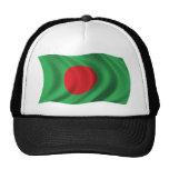 Bandera ondulada de Bangladesh Gorros