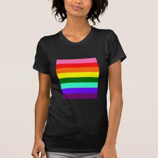 Bandera original del orgullo gay playera