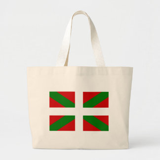 Bandera País Vasco euskadi Bolsa Tela Grande