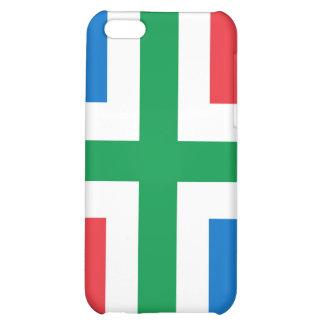 Bandera Países Bajos de Groninga país-región