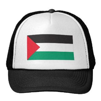 Bandera palestina gorros