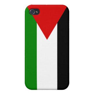 Bandera palestina iPhone 4 funda