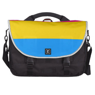 Bandera Pansexual Bolsas Para Portátil