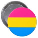 Bandera Pansexual del orgullo Pin