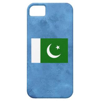 Bandera paquistaní iPhone 5 carcasa