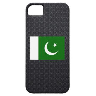 Bandera paquistaní iPhone 5 funda